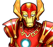 Asgardian Iron Man icon