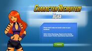 Character Recruited Tigra