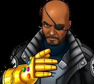Nick Fury Rank 5 icon