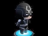 Black Bolt Bobblehead