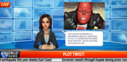 Agents of SHIELD newscast
