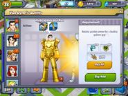 Hydro Armor Iron Man