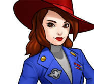 Peggy Carter Rank 5 Icon