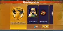 Classic Captain's Crate