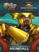 New Recruit Thor Ragnarok Event Heimdall