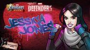 Returning Hero Jessica Jones