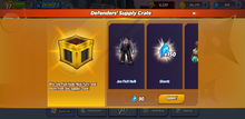 Defenders Supply Crate