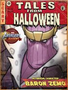 Returning Hero Hallowen 2017 event Baron Zemo