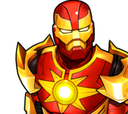 Anthony Stark (Earth-TRN562) from Marvel Avengers Academy 013