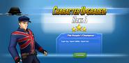 Character Upgraded! Union Jack Rank 3