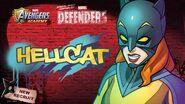 Returning Hero Defenders Hellcat
