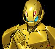 Gold Ultron icon