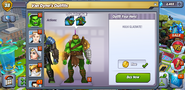 Gladiator Hulk Van Dynes