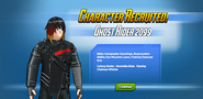 Character Recruited! Ghost Rider 2099