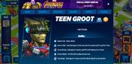 Teen Groot Profile