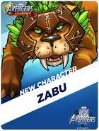 New Recruit Pet Avengers Event Zabu