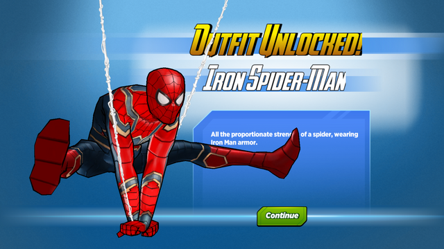 File:Outfit Unlocked! Iron Spider-Man.png