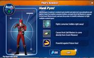 Hank Pym Ad