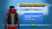 Character Recruited Blade