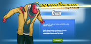 Character Recruited Vision