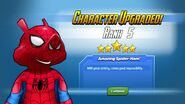 Character Upgraded! Spider-Ham Rank 5