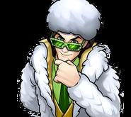 Winter Loki icon