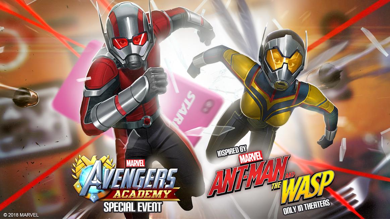 avengers academy dating 2018