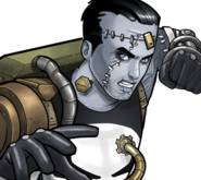 Franken-Castle Punisher icon