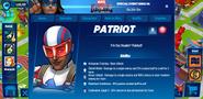 Patriot Profile