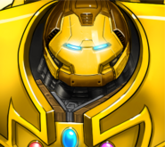 Thanosbuster Iron Man icon