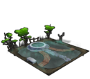 Haunted Swamp