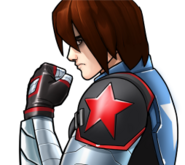 Captain America Winter Soldier Icon