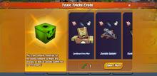 Toxic Tricks Crate
