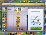 Golden Goddess Enchantress