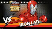 Iron Lad Armor Wars Challenger