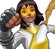 Ms. Marvel Secret War Icon