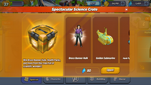 Spectacular Science Crate