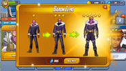 Baron Zemo Ranks Ad