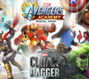 Cloak and Dagger Special Event