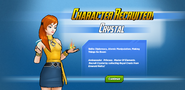 Character Recruited! Crystal