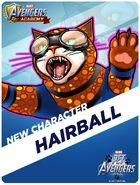 New Recruit Pet Avengers Event Hairball