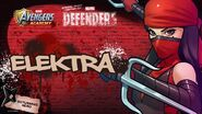 Returning Hero Elektra