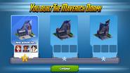 The Maverick Dorm Stages