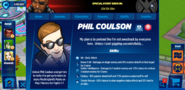 Phil Coulson Profile