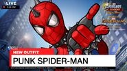 World News Punk Spider-Man