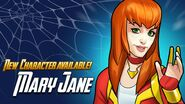 Recruit Available Mary Jane