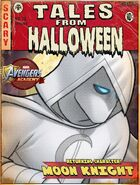 Returning Hero Hallowen 2017 event Moon Knight