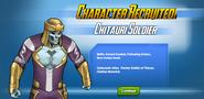 Character Recruited! Chitauri Soldier