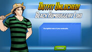 Outfit Unlocked Beach Humbuggery Loki