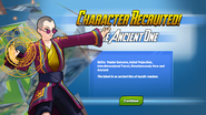 Character Recruited The Ancient One